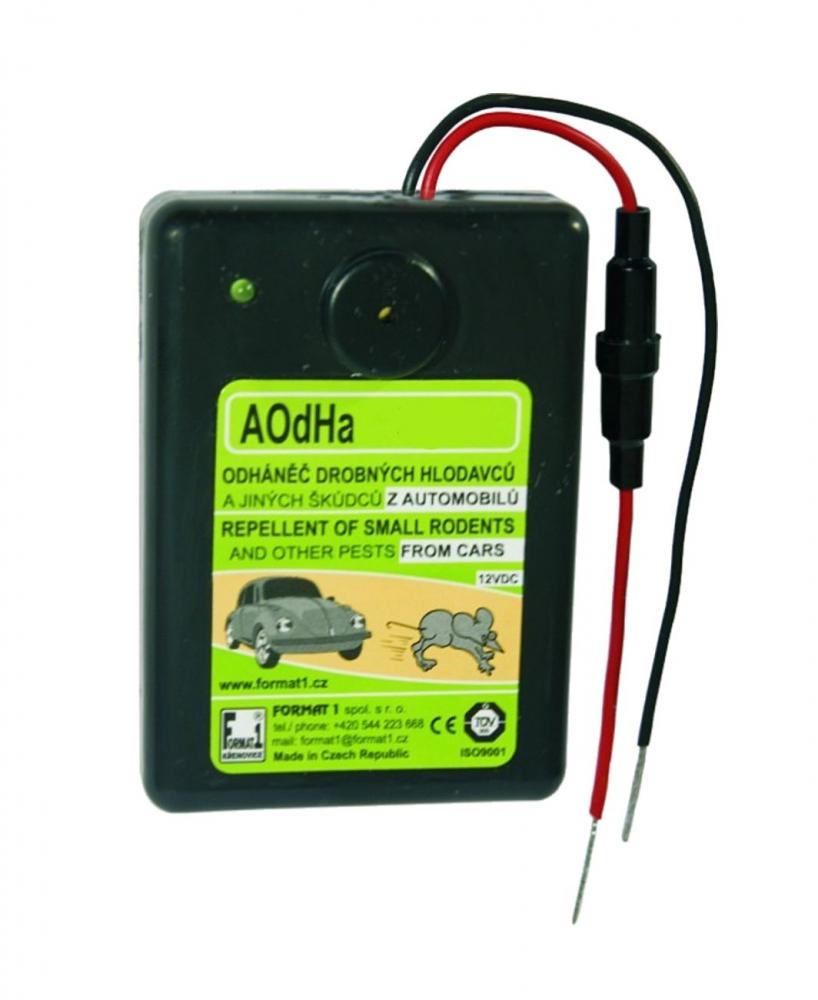 Elektronický plašič kun Format1 AOdHa/S 12V do automobilu