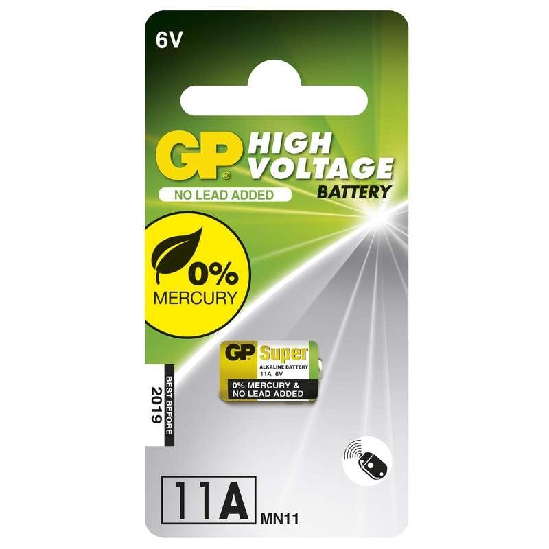 Baterie 11AF 6V GP Alkalická