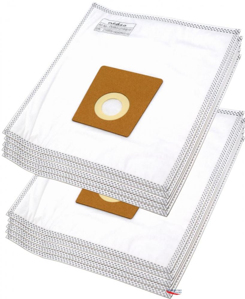 Sáčky Nedis DUBG121SIB10 Pro BOSCH, Siemens D/F/G/H, 10ks sáčů