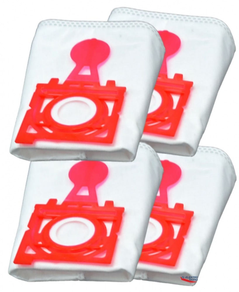 Sáčky do vysavače Z7 MAX Jolly textilní 4ks