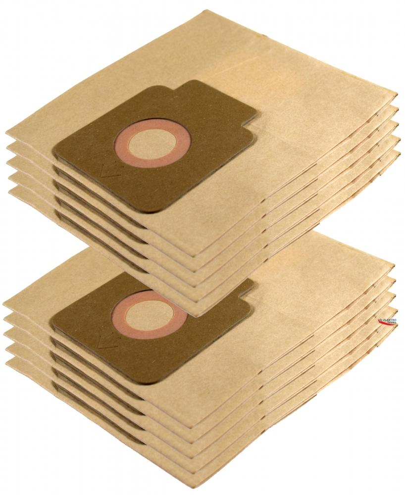 Sáčky do vysavače H26 Jolly papírové 10ks