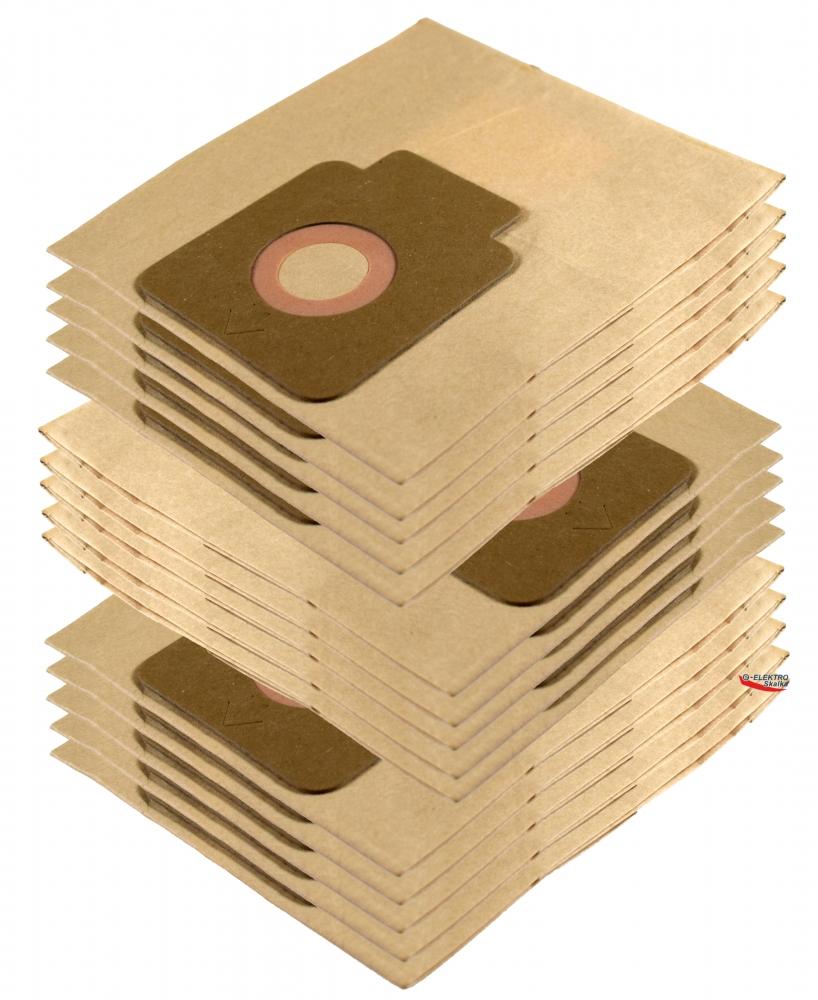 Sáčky do vysavače H26 Jolly papírové 15ks