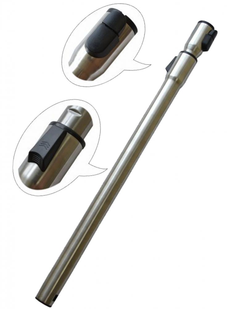 Chromová tyč JOLLY 4 pro MIELE 35mm s klipem 103cm, teleskopická