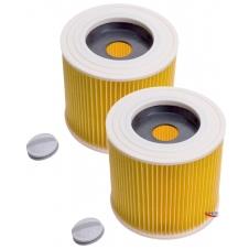 Sada HEPA filtrů do vysavače KARCHER A2676X Pt plus , 2x HEPA filtr