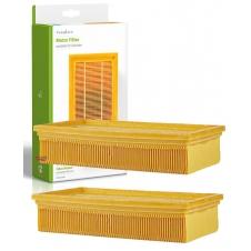 HEPA Filtry do vysavačů BOSCH , 2ks filtrů