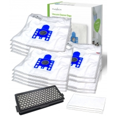 HEPA Filtr k vysavači MIELE S 4000 - 4999 a sáčky 1+12ks