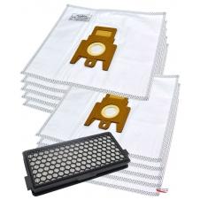HEPA Filtr pro vysavač MIELE Compact C2 Parquet EcoLine a sáčky 1+10ks