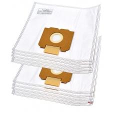 Prachové sáčky pro AEG T 2.5 textilní 10ks