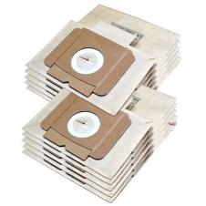 Pytlíky do vysavače ZANUSSI 2300 papírové 10ks