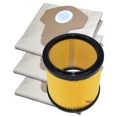 Sada filtrů pro vysavač PARKSIDE PNTS 1500 C4 1+3ks