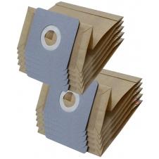 Pytlíky do vysavačů ZELMER Adas ZVC 316 BB papírové 10ks