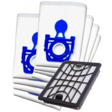 Sáčky a HEPA filtr H11 pro ZELMER H11 textilní 8+1ks