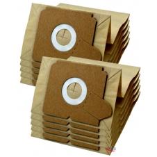 Pytlíky do vysavačů ZANUSSI ZANCG23WR papírové 10ks