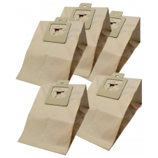 Pytlíky do vysavače MOULINEX SuperTrio K89 papírové 5ks