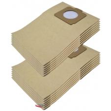 Pytlíky do vysavačů MOULINEX Compact B84 1100 SL papírové 12ks