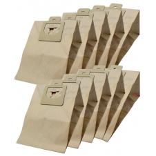 Pytlíky do vysavačů MOULINEX Power Jet 1600 papírové 10ks