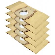 Pytlíky do vysavače MOULINEX PowerClean 1600 papírové 5ks