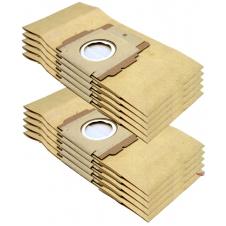 Pytlíky do vysavačů MOULINEX PowerClean 1600 papírové 10ks