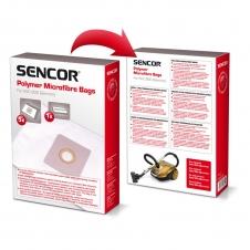 Sáčky do vysavačů SENCOR Gemino SVC 900 textilní 5ks