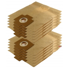 Pytlíky do vysavačů HANSEATIC 1600 SL papírové 10ks