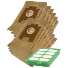 Sáčky a HEPA Filtr pro ELECTROLUX ErgoSpace ZE 361 papírové 12+1ks
