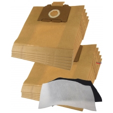 Sáčky do vysavače ZANUSSI ZANSC00 papírové 10ks