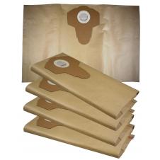 Papírové sáčky pro EINHELL RT-VC 1600 XL 58x37cm 5ks
